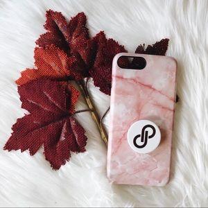 Accessories - IPhone 7/8 Plus Case + Poshmark Popsocket